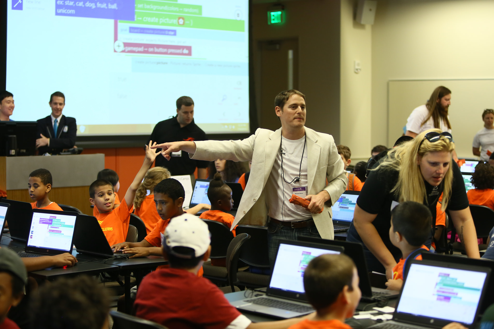 Imagine Cup 2015 Coding Camp